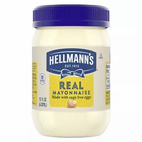 Hellman's Real Mayonnaise 15oz