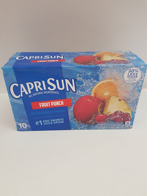 Capri-sun Fruit Punch