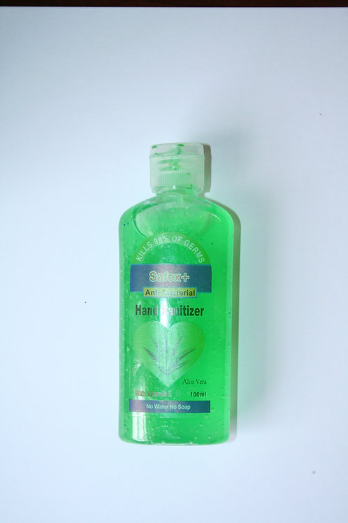 Anti-Bacterial Hand Sanitizer Aloe Vera  100ml