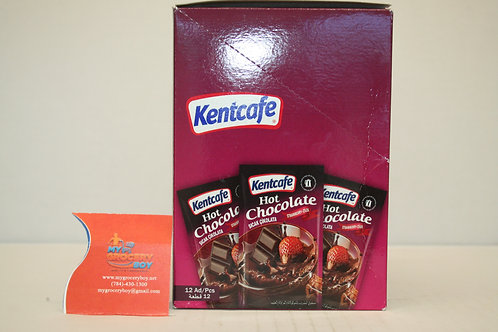 Kent Cafe Hot Chocolate Flavour 25g
