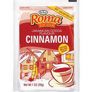 Roma Cocoa Mix Cinnamon 28g