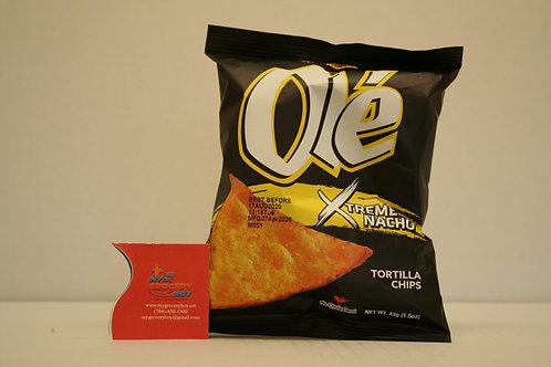 SunShine Ole Nacho Tortilla Chip 36g
