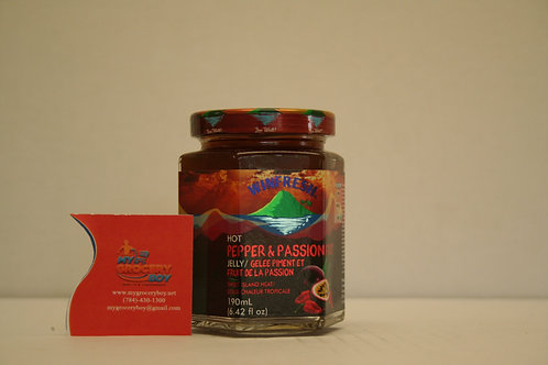 WINFRESH HOT Pepper & Passion Fruit Jelly 190mL
