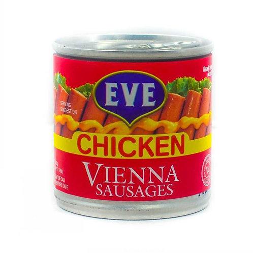 EVE Chicken Vienna Sausages 140g