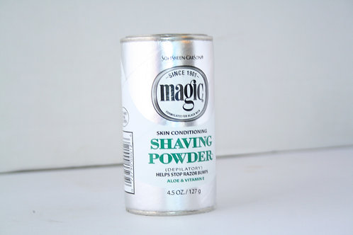Magic Shave Powder Platinum