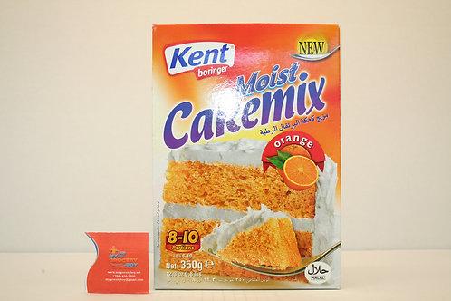 Kent  Moist Cake mix Orange Flavour 350g