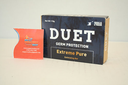 Duet Germ Protection Extreme Pure 115g