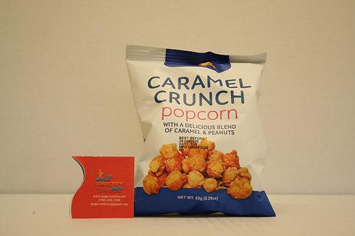 Caramel Crunch Popcorn  2.29oz