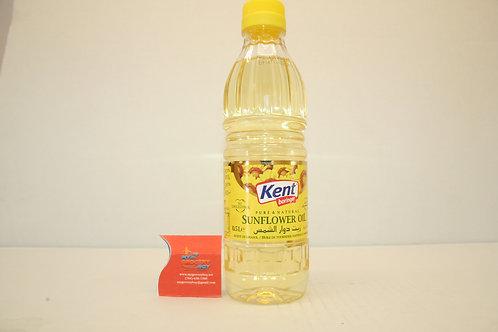 Kent Bringer Sun Flower Oil 0.5litre