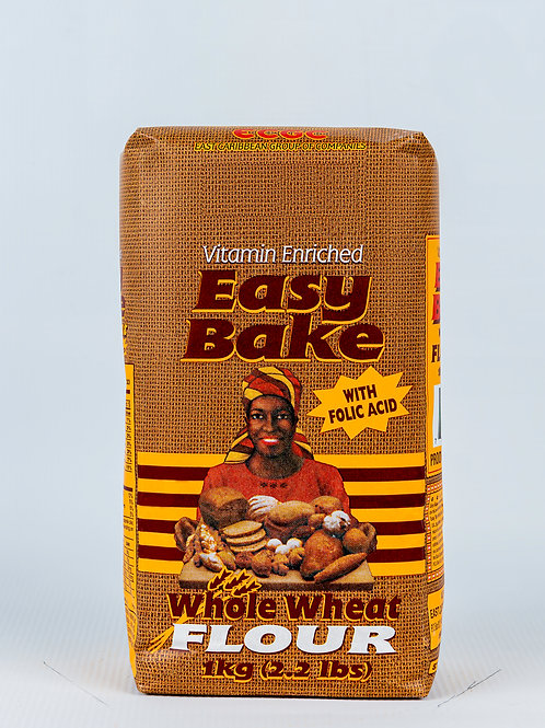 Easy Bake Whole Wheat Flour 1kg