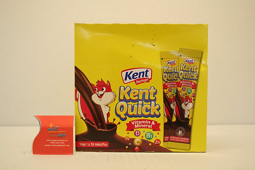 Kent Boringer Kent Quick  Chocolate Flavour 14g