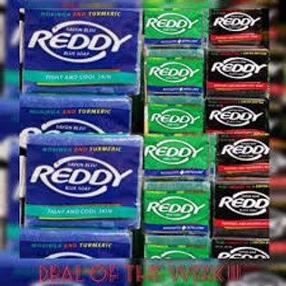 Reddy Black Soap