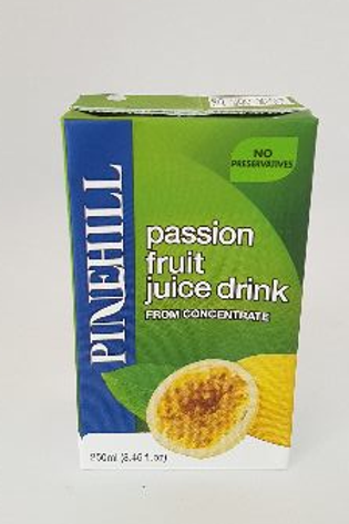 PINEHILL PASSION FRUIT 250ml