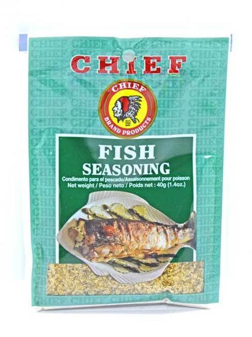 Chief Fish Seasoning 40g