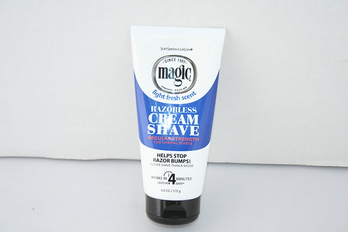 Magic Shave Cream Reg. 6oz