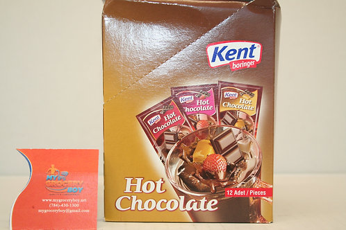 Kent Boringer Hot Chocolate Flavour 25g
