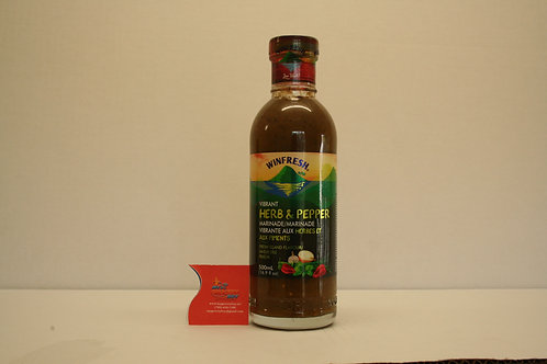 Winfresh Herb & Pepper Marinade 500ml