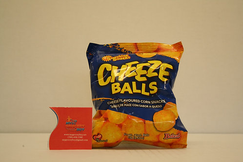 SunShine Cheeze Balls 16g