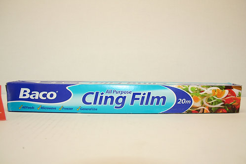 Baco All Purpose Cling Film 20m