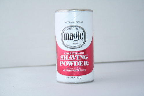 Magic Shave Powder Red 5oz