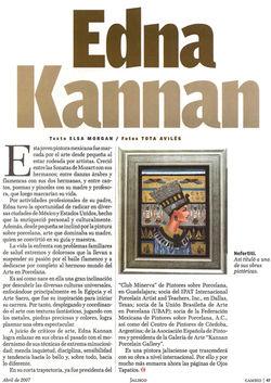 """Revista """"CAMBIO"""" 2007"""