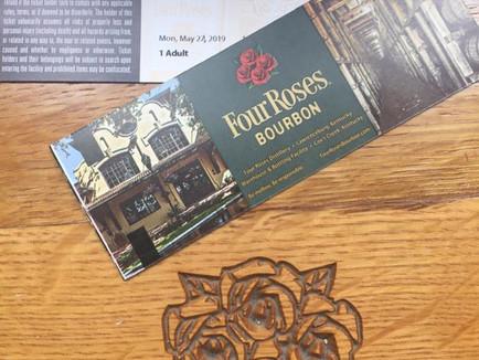 FOUR ROSES TOUR & TASTING