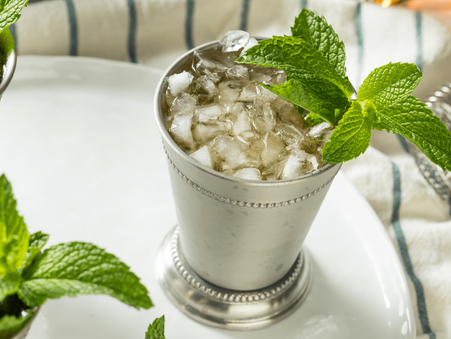 Springtime. Derby Time. Julep Time.