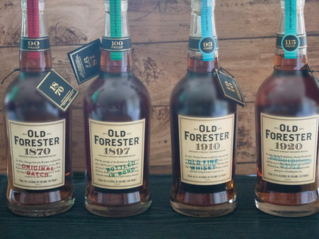 Old Forester Whiskey Row Series