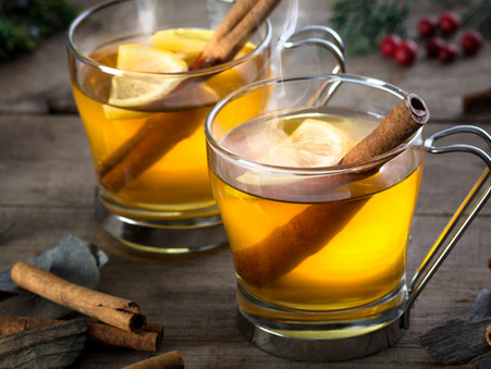 Apple Bourbon Toddy