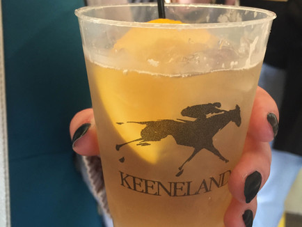 Horse Racing Cocktails