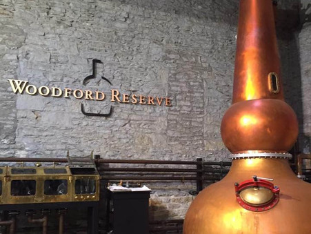 Woodford Reserve: Corn to Cork