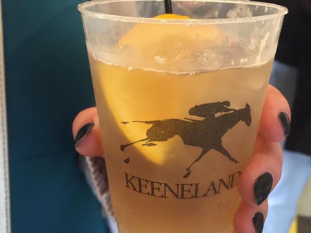 Keeneland Cocktails