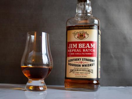 TASTING REVIEW: JIM BEAM REPEAL BATCH