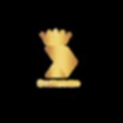 logotipo dinastia Dorado Fondo Blanco Or