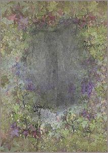 a buried decorative drawn bodice