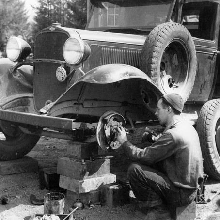 From Mechanic to Technician: A Brief History of Auto Repair