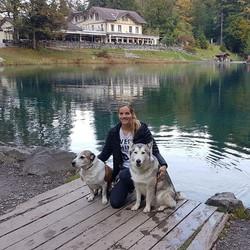#blausee #switzerland #cicco #romeo #bea