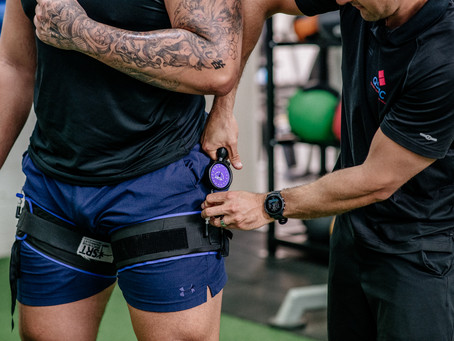 Blood Flow Restriction Training for Rehab