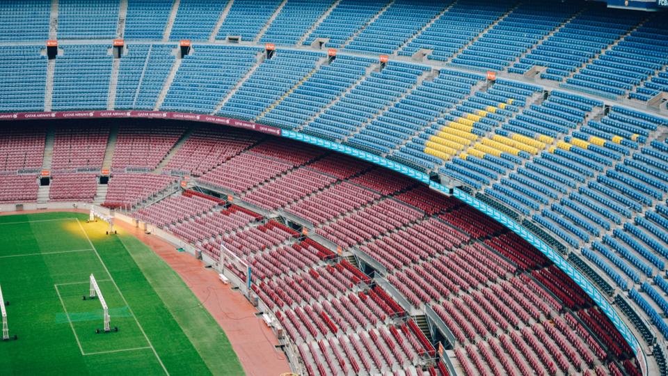 football stadium, covid-19 sports