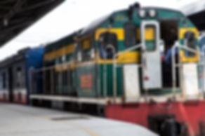 saigon サイゴン駅 鉄道 列車
