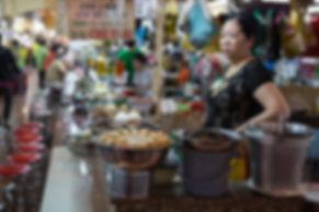 ho chi minh 旅行 ベンタイン市場 vietnam  トラベル