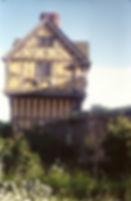 Gatehouse at Stokesay Castle