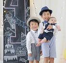 バースデー 写真館 スタジオ ニューボーン お宮参り 100日祝い 百日 誕生日 753