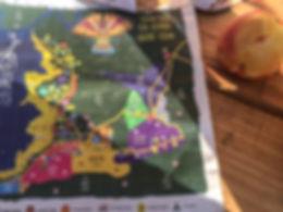 BOOM FESTIVAL ポルトガル  MAP