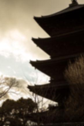 京都 KYOTO 東寺 TOJI