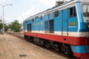 ho chi minh 旅行 ベトナム 列車 vietnam  鉄道