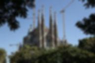 サグラダファミリア ガウディ バルセロナ スペイン 旅行