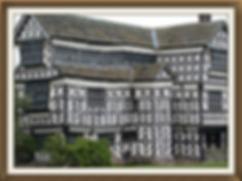 Little Moreton Hall - inspiration for Fettigrew Hall
