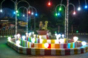 シェムリアップ Apsara Rd siemreap 遊園地 amusement park
