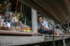 Bangkok バンコク